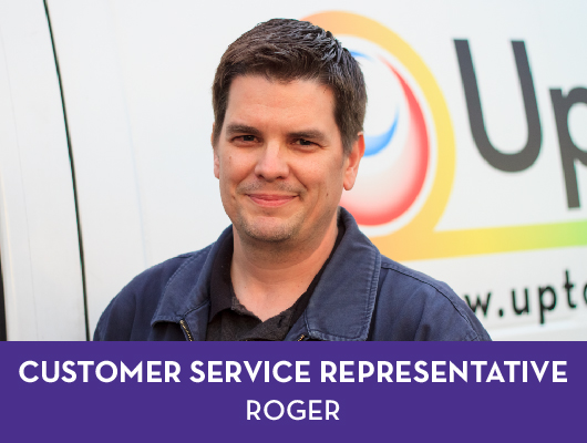 Customer Service Rep - Roger