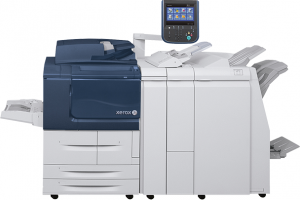 Xerox D125 Black and White Copier/Printer