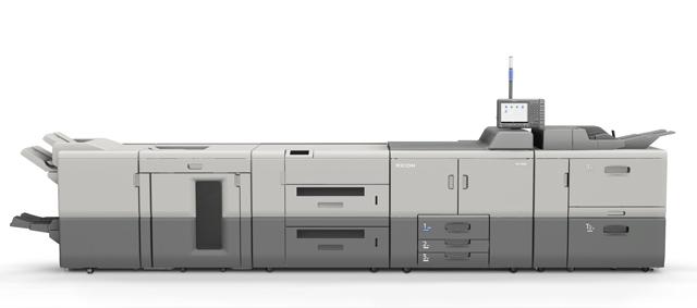 RICOH Pro 8220 Monochrome Digital Press